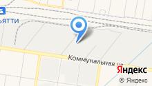 Деталь-авто на карте
