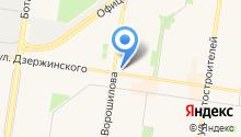 НИКМАРТ на карте