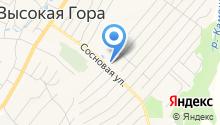 Ак Тулпар на карте