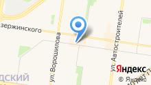 HockeyLot на карте