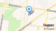 Оперативная диспетчерская служба на карте