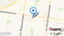 Flona на карте