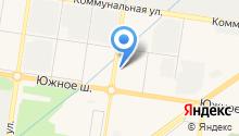 Lada на карте