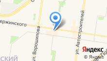 ГАЛАМАРТ на карте