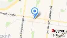 Hitmix Junior на карте