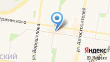iPear на карте