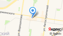 Donatella на карте