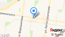 FITSTUFF на карте
