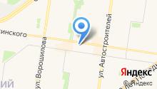 Сервис63 на карте