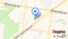 BeerGood на карте