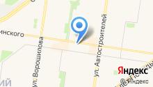 Глав-Рем-Центр на карте