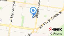CoolHair на карте