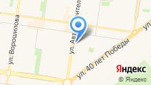 Горожанин.ру на карте