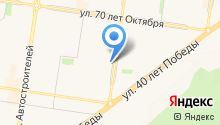 Служба социального эвакуатора на карте