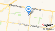 KIWI на карте