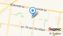 Expidition на карте
