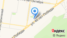 """""""Созвездие"""" - Центр Антивозрастной Медицины на карте"""