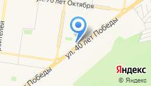 Кронос-сервис на карте