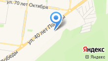 ICON of STYLE на карте