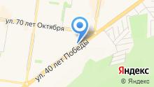 Kolizey на карте