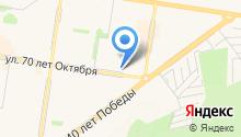 Balkanski на карте