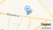 Christ на карте