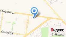 Fich на карте
