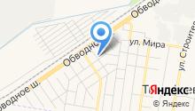 Аква-Стиль на карте