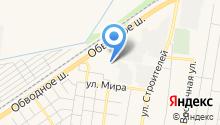 Вист-Сервис на карте