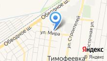 САБУН-ТЛТ на карте