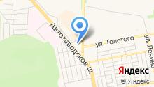 АГНКС на карте