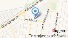 TRITON на карте