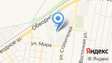 Волга Композит на карте