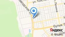 Autopart на карте