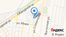 ЭКРИС на карте