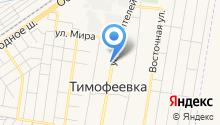 Лилия на карте