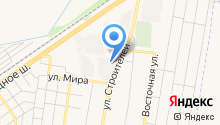 РосФеррум на карте