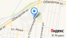 Интерком-Л на карте