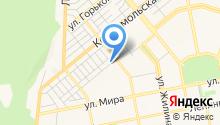 BRP центр на карте