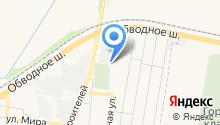 ТСК на карте