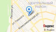 Центр физической культуры и спорта городского округа Тольятти на карте
