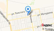АвтоТрансТЛТ на карте