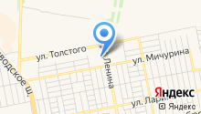 Банкомат, АКБ Газбанк на карте