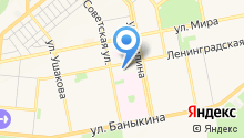 BeFlexy на карте