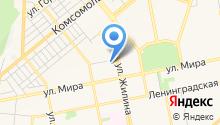 МВД, МУ на карте
