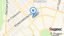 Центр гражданской защиты г. Тольятти на карте