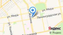 KWON на карте