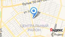 Уголовно-исполнительная инспекция Главного управления ФСИН России по Самарской области на карте