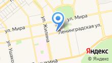 CAMPUS на карте