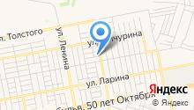 Ликви Моли на карте